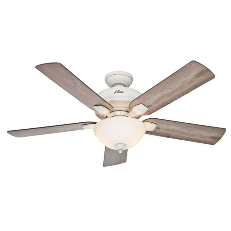 "Hunter Ceiling Fans 54091 52"" Ceiling Fan with Light"