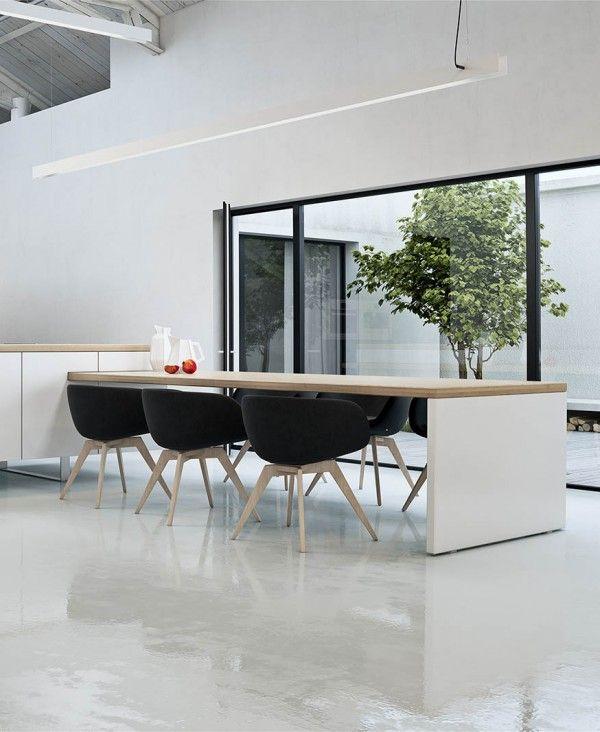 cknd:  Wondrous White: Three Lofts with Clean, Bright Interiors