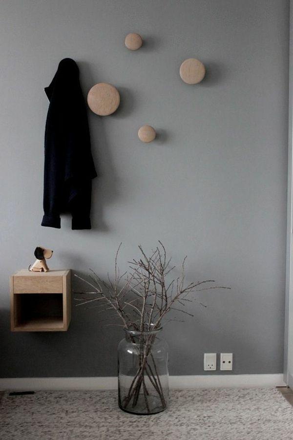 die besten 25 kleine garderobe ideen auf pinterest altholz nachbildung ikea hack flur und. Black Bedroom Furniture Sets. Home Design Ideas
