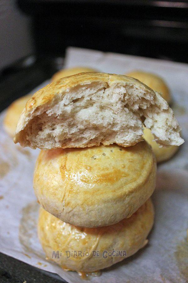 Este Pan amasado versión 01, es una receta muy popular chilena.