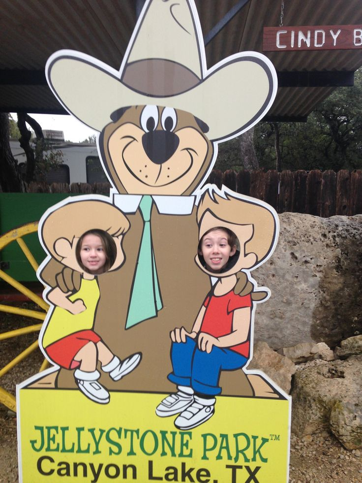 We loved the Jellystone Park at Canyon Lake, #Texas