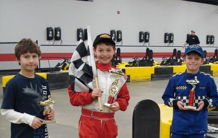 Checkered Flag Indoor Karting - Indoor Kart Racing, Fast Go Karts, Go Cart Racing