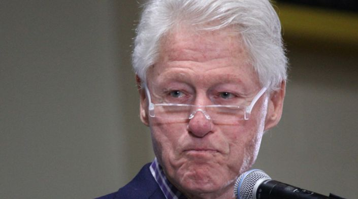 Report: How the Bill Clinton affair with Monica Lewinsky came to be discovered