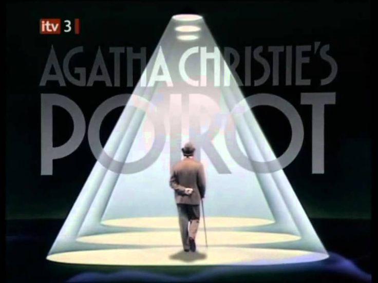 Agatha Christie Poirot's Beautifully written theme song