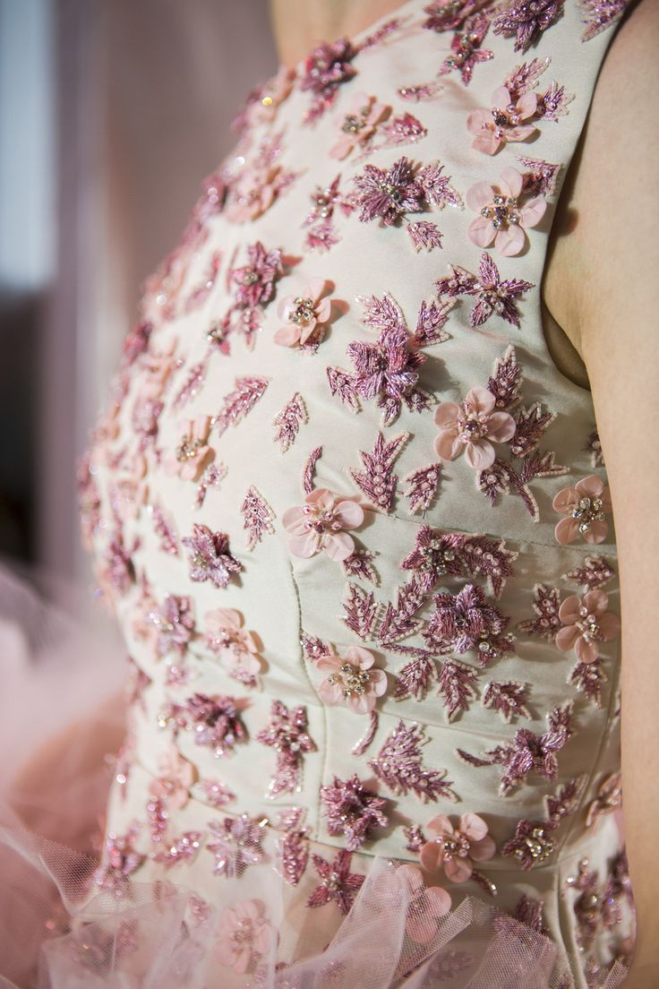 Giambattista Valli at Couture Spring 2017 (Backstage)