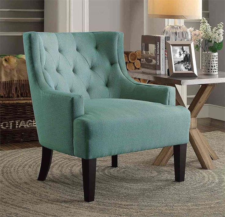 1000 Ideas About Teal Chair On Pinterest Round Kitchen
