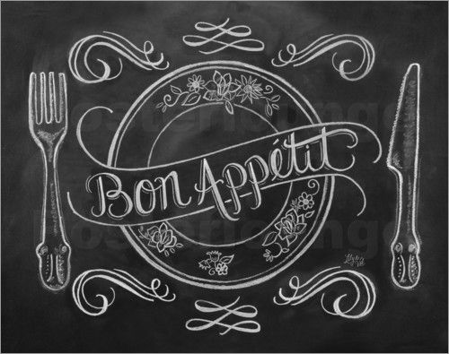 Lily & Val - Bon Appetit