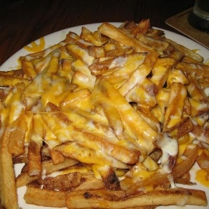 Five Guys: Cheese Fries I can't have these but they look good. I can't have a good portion of the food I post, but hope others will enjoy! :)
