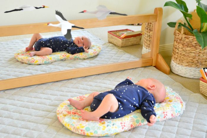 Ten Things To Do With Your Montessori Newborn