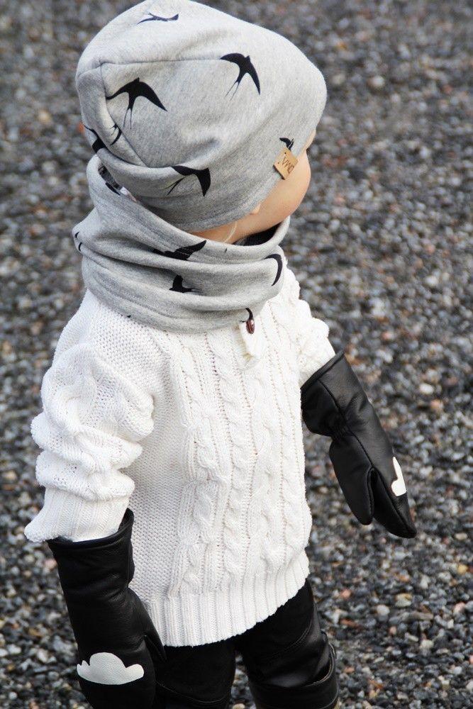 Cool beanie for little guy from www.somaoriginal.com
