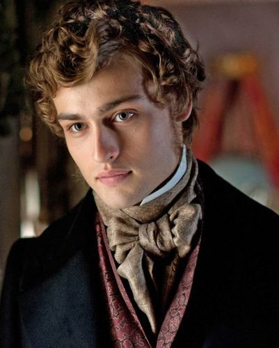 Douglas Booth as Pip in Masterpiece Theater's Great Expectations 2012... Muttonchops!