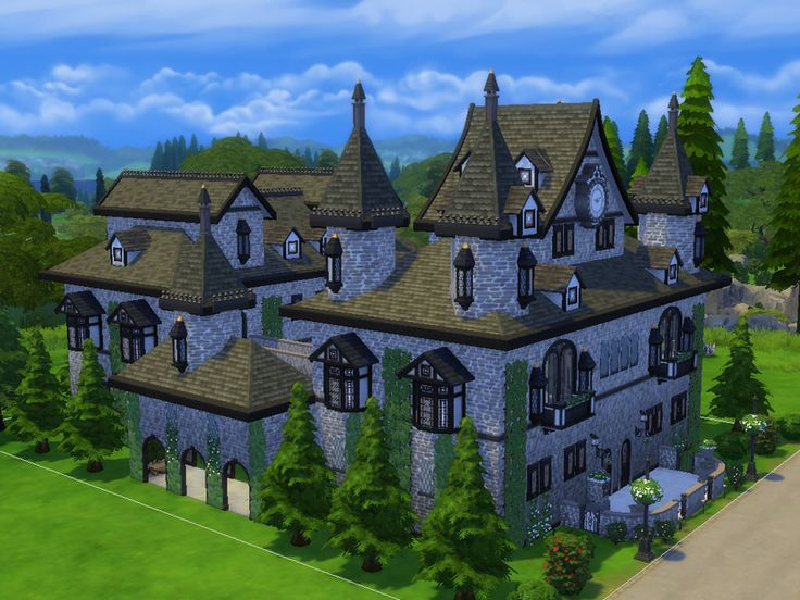 Windenburg Castle Is A Medieval Home Built On A 40 X 30