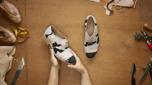 Geology of Shoes film is a result of collaboration between film director Petr Krejci and footwear designer Barbora Vesela. The design concept draws inspiration from geological processes such as sediment layers and effects of their erosion in nature. Barbora experimented with creative possibilities of discarded unwanted leather scraps and noted the potential of this overlooked resource. Her investigation resulted in creating new innovative process whilst holding on to traditional craft and…