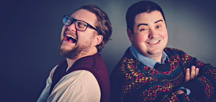REVIEW: Fools Suffering Gladly: Ashton Brown and Richard Lindesay (NZ International Comedy Festival)