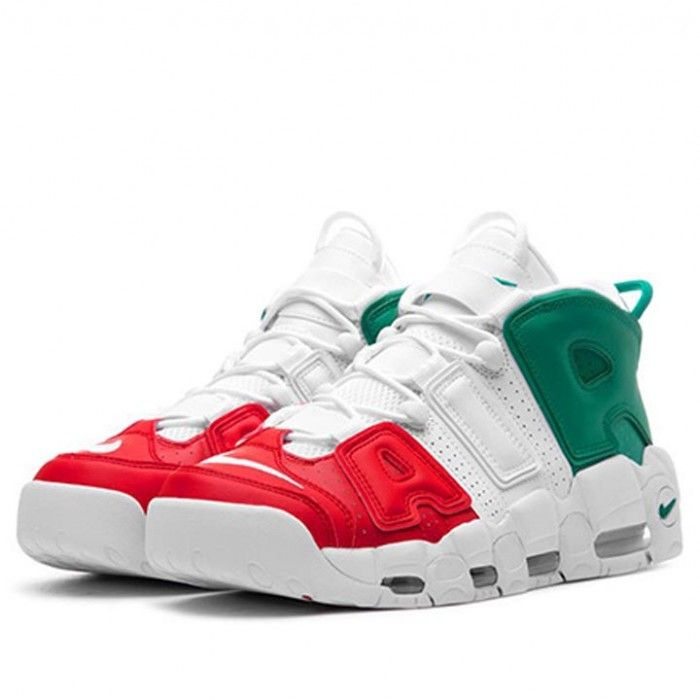 hot sale online 76772 48cd2 Nike Air More Uptempo '96 Italy QS | Urban Jungle | SNEAKERS ...