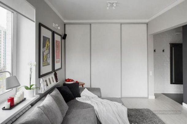 Дизайн однокімнатних квартир фото