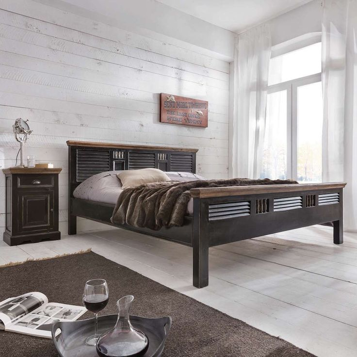 Urban retro double super king beds the London range is a top modern design with a subtle touch on vintage retro design for suite apartments U.K