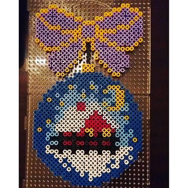 Christmas ornament hama beads by heidimertz