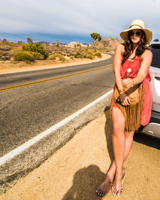 Style Update: A Joshua Tree Experience