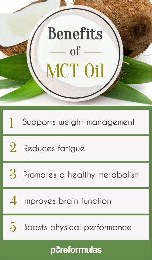 Some people love using MCT oil but they're not aware of the full benefits this oil provides. Find out all the great things MCT oil can do for you.