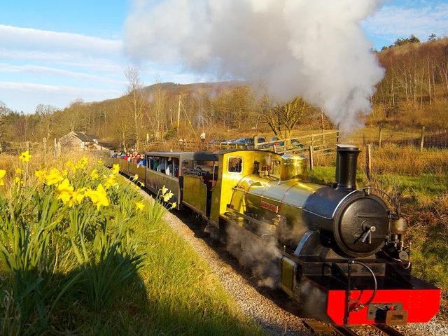 Ravenglass and Eskdale Railway, UK