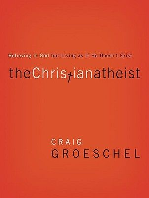 Are we thinking that we are Christians but living like we don't believe and trust God? This the theme of this book. I don't want to be a Christian atheist. B+