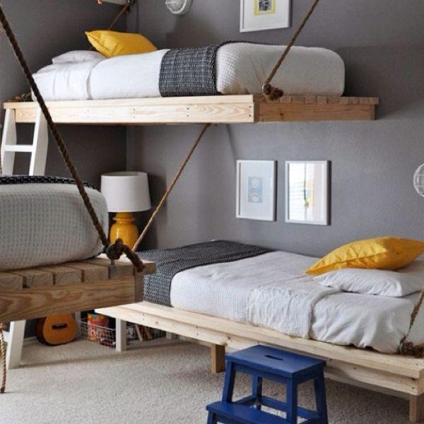 boys bedroom furniture at modern kids bedroom ideas with diy hanging beds home inspiration design