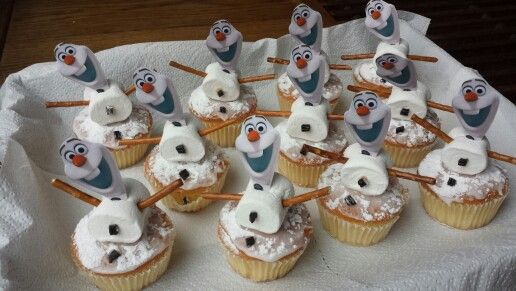 Frozen Olaf traktatie