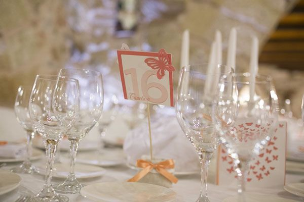 Un matrimonio a tema farfalle: Debora e Francesco | Wedding Wonderland