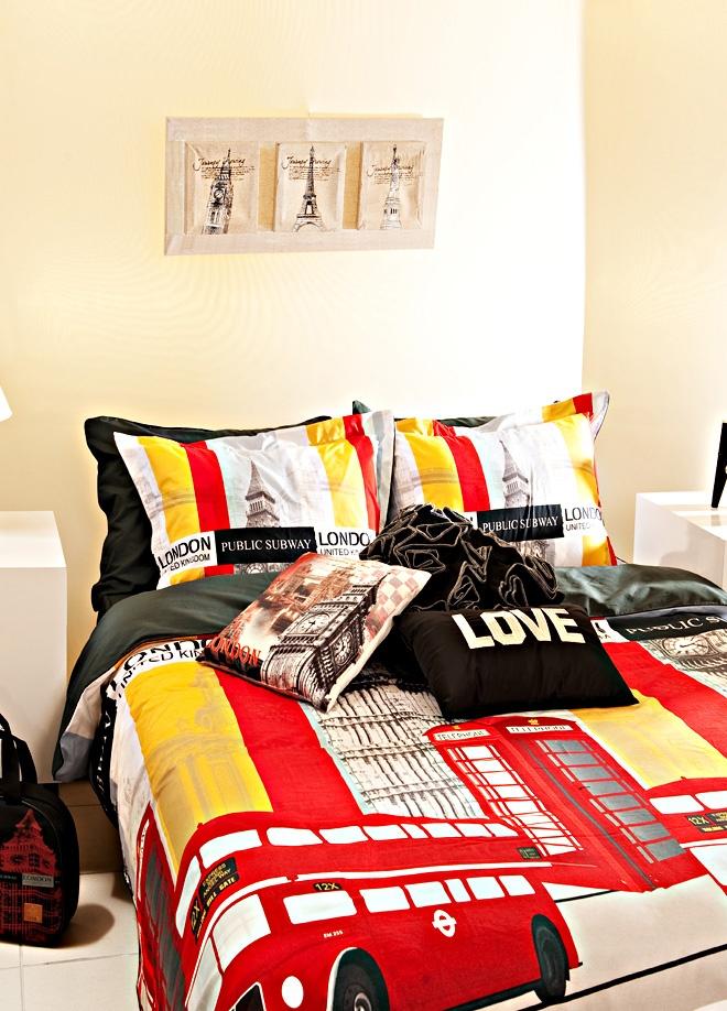 Club-E London Color Çift kişilik satin nevresim takımı - london color Markafoni'de 260,00 TL yerine 129,99 TL! Satın almak için: http://www.markafoni.com/product/3361405/