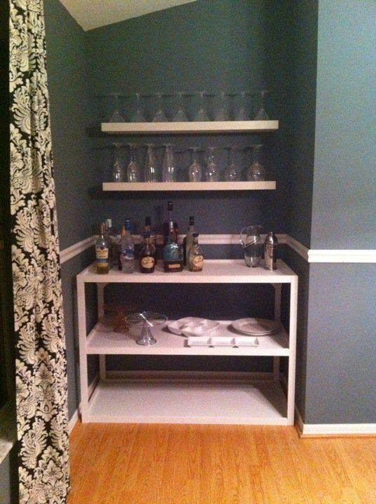 Image detail for -DIY Home Bar