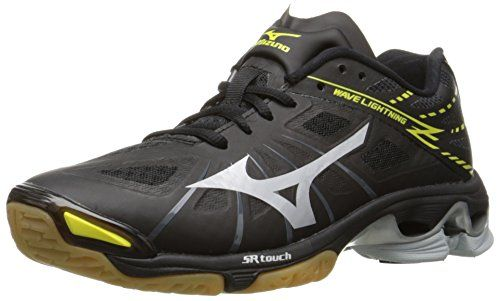Mizuno-Womens-Wave-Lightning-Z-WOMS-BK-SL-Volleyball-Shoe