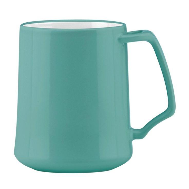 Kobenstyle Teal Mug - Dansk - $6.95 - domino.com