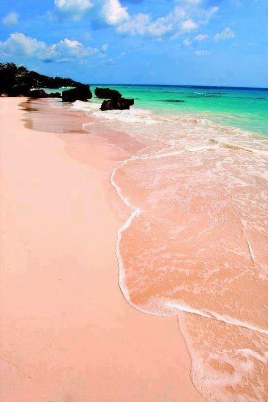Pink Budelli Beach - Sardinia, Italy