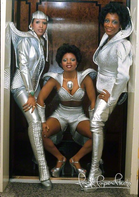 LaBelle is an American all female singing group who were a
