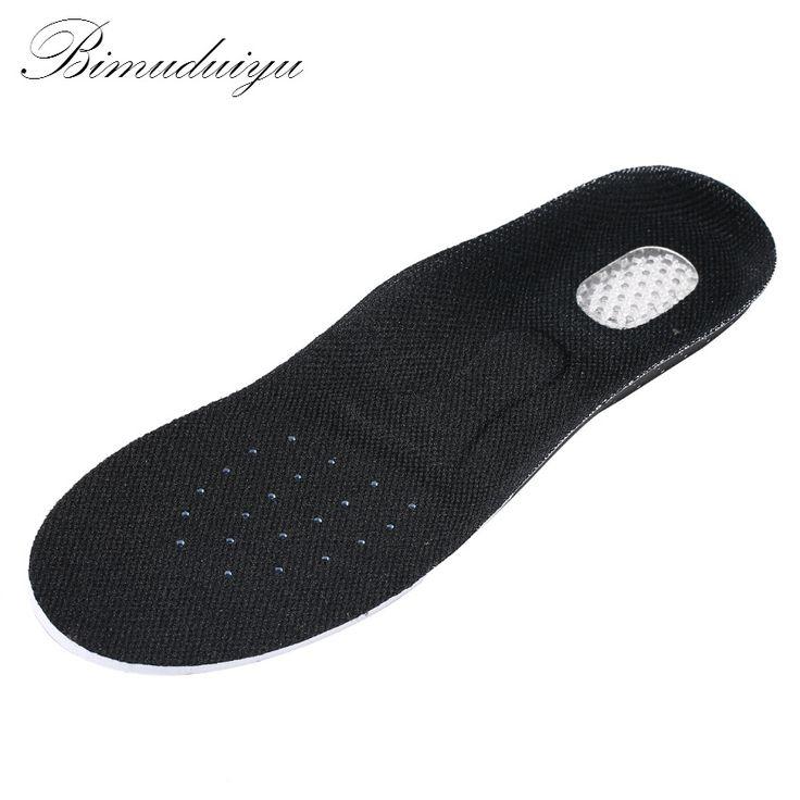 Gratis Ukuran Unisex Orthotic Arch Dukungan Pad Sepatu Sport Menjalankan Gel Sol Insert Cushion Non Slip Pria Wanita Kesehatan Kaki perawatan
