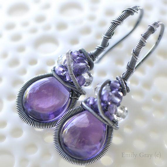 I love Emily Gray's bead work.