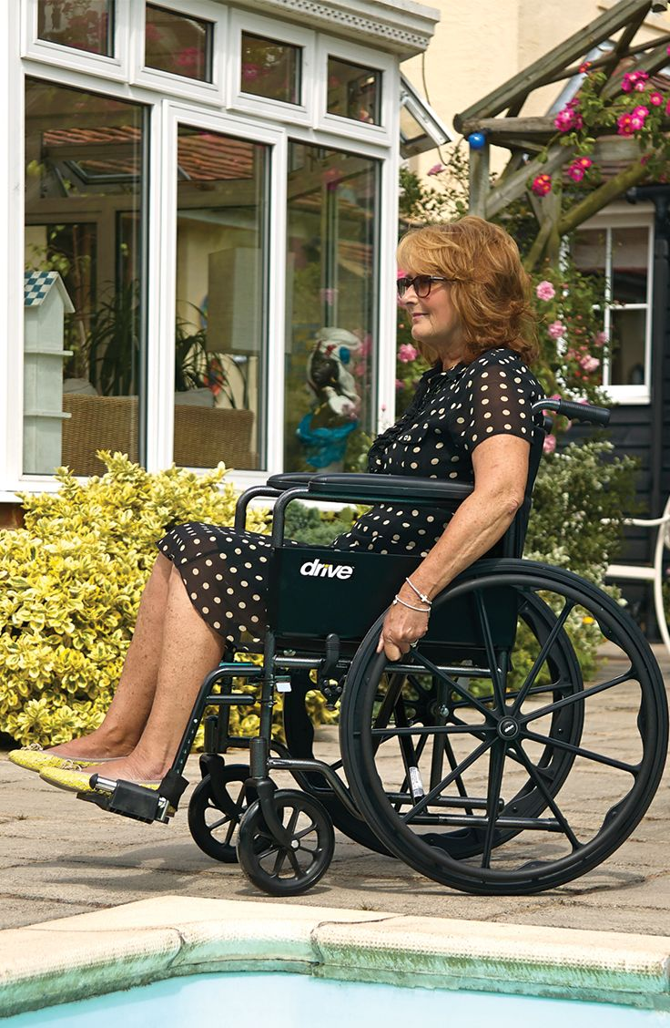 Stylish and built to a high quality the CareCo Viper Self-Propelled Wheelchair is an easy to use way of getting out and about while retaining your independence.