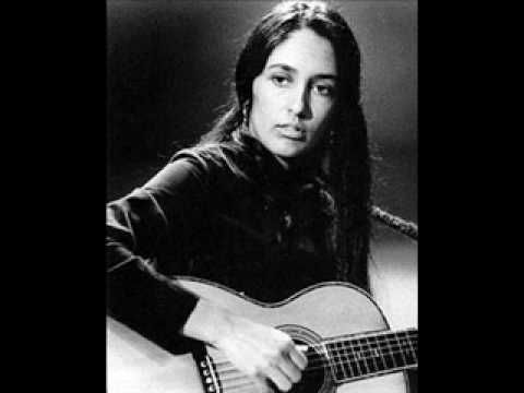 JOAN BAEZ  ~ Donna Donna ~ I cut my guitar teeth on Joan's albums and sang every one of her songs. This was my daughter's first song on the guitar, now we both sing it for her little boys.