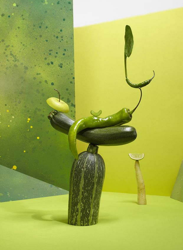 Still life by ico Design for Ania Wawrzkowicz.