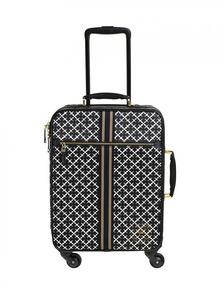 Fashion Story: Travel in Style | Harper's BAZAAR – Handgepäck-Koffer By Marlene Birger