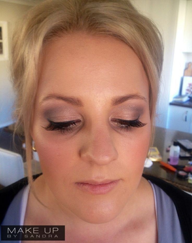 Bridal Make Up by makeup artist Sandra Howard Based in Orange NSW  Enquire at makeupbysandra@live.com