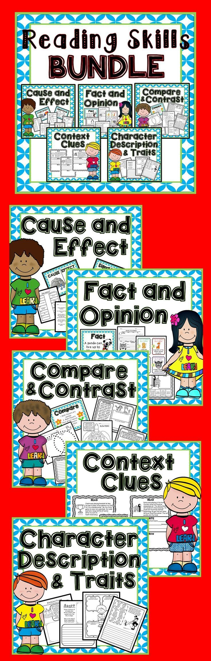 12 best Literacy images on Pinterest | Learning resources, Literacy ...