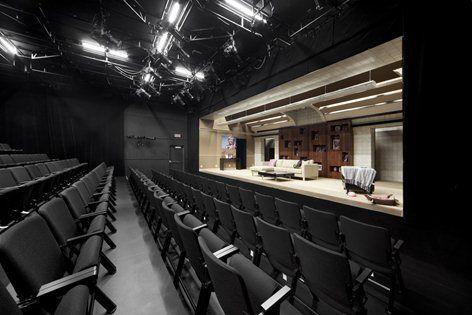 Théâtre la Licorne, Montreal, 2011 - Les Architectes FABG