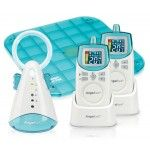 Angelcare Deluxe AC401 Digital Sound and Movement Monitor