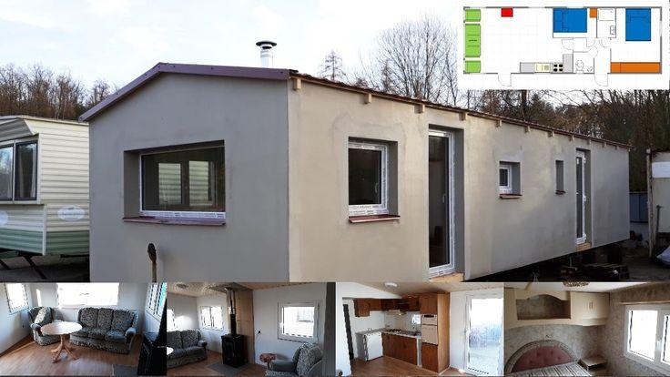 Nově skladem celoročně zateplený mobilní dům - mobilheim Carnaby Crown 11x 4m se zvýšeným stropem, sedlovou střechou, dvěma ložnicemi, s novými krbovými kamny a plastovými okny. Více na http://www.mobilnidum.eu/carnaby-crown-celorocni/ . Více informací o tom jak zateplujeme mobilní domy, naleznete na http://www.mobilnidum.eu/mobilni-domy-celorocni