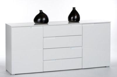 Sideboard weiss Hochglanz Jetzt bestellen unter: https://moebel.ladendirekt.de/wohnzimmer/schraenke/sideboards/?uid=09492264-0241-541a-97a6-99fb9eebf02b&utm_source=pinterest&utm_medium=pin&utm_campaign=boards #schraenke #wohnzimmer #sideboards