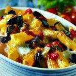 Ricetta Pasta pasticciata alla mediterranea | Donna Moderna