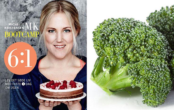 Michelle Kristensens broccoliboller
