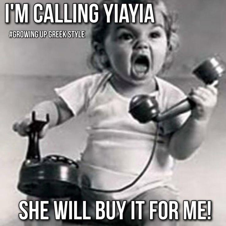 Yep. She will. I know cuz I am a Yiayia, too.